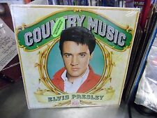 Elvis Presley Country Music vinyl LP 1981 Time Life Sealed