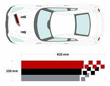 Nismo Nissan 350z Skyline GTR Car Decal Graphic Stripe