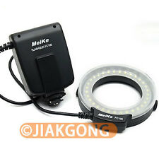 Meike FC-100 Macro Ring Flash/Light for Nikon D5200 D3200 D5000 D800 D600 D610