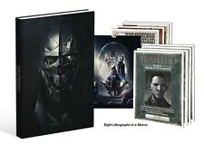 Dishonored 2: Prima Collector's Edition Guide by Michael Lummis.