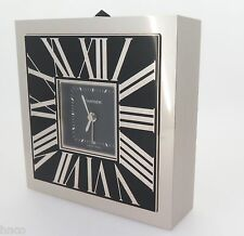 .Authentic CARTIER DESK LIMITED EDITION CLOCK MINT IN BOX ltd ed 405 of 888