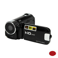 Full HD 1080P Digital Camcorder 16M 16x digital Zoom DV Video Camera Kit камера