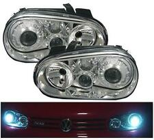 2 FEUX PHARE AVANT VW GOLF 4 LOOK R32 + KIT DE CONVERSION XENON HID AMPOULE H7
