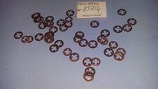 48 CLIPS 496X 498 & autres MOULINETS MITCHELL CARRETE MULINELLO REEL PART 85714