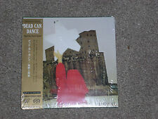 Dead Can Dance  SPLEEN AND IDEAL Japanese Import MFSL Factory Sealed.  SACD