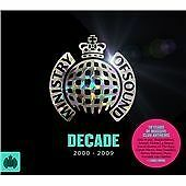 Various Artists - Ministry Of Sound: Decade 2000-2009 (3 x CD 2013)