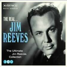 JIM REEVES The Real... 3CD BRAND NEW Digipak The Ultimate Collection