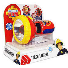 New Fireman Sam Lantern Torch With Silhouettes