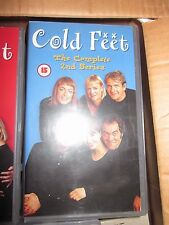 Cold Feet Second / 2nd Series video cassette tape VHS