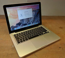 "Apple MacBook Pro 13.3"" Core i5-2435M 2.4Ghz 4GB 250GB Late 2011 A1278"
