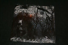 Nominon Terra Necrosis RARE ADVANCED CD PROMO IN CARDBOARD FLAT WITH STREETDATE