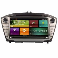 "8"" For Hyundai Tucson ix35 2009-2015 Car Radio Stereo Navi Headunit GPS DVD CD"