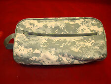 Flying Circle Bags - G.I. Camoflage Toiletry Bag / Large