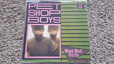 Pet Shop Boys - West end girls [Bobby Orlando Version] 12'' Disco Vinyl