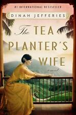 The Tea Planter's Wife by Dinah Jefferies Paperback Book