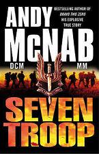 Andy McNab Seven Troop Very Good Book