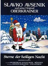 Fisarmonica voti: Avsenik e ORIGINALE oberkrainer stelle della Santa notte MS