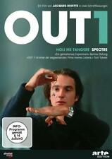 "DVD-Box ""OUT 1"" Noli Me Tangere & Spectre, 5 DVDs, Jacques Rivette **NEU & OVP**"