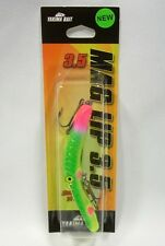 "Yakima Bait Mag Lip 3.5""  Mad Clown Fishing Lure Crankbait Plug"