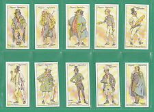 DICKENS  -  SET OF 25 PLAYERS ' CHARACTERS  FROM  DICKENS ' CARDS - REPRINTS