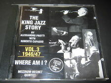 CD: Alessandro Protti, Roberto Capasso, The King Jazz Story