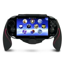 New Sturdy Hand Grip With Red Bracket Case Holder Handle Accessory For PS Vita