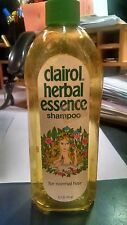 Vintage Original Clairol Herbal Essence Shampoo *******EMPTY******