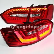 2011-2014 year VW Jetta MK6 LED Tail Lights LED Rear Lamps BMW Style Red Color