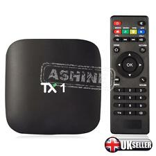 TX1 Quad Core Android 4.4 TV Box Fully Loaded KODI (XBMC) Free Sports Movies New