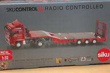 Siku Control32 6721 MAN with Low loader RC Model 2,4 GHz NEW
