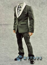"""1:6 Scale Clothes Men's Suits Ceremony Formal F 12"""" Male Figure without No shoes"""