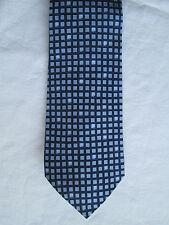 AUTHENTIQUE  cravate  YVES SAINT LAURENT   100% soie  TBEG  vintage