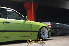 """Fitment Lab"" FRONT Overfenders Wide Body BMW E36 Coupe (not a felony form)"