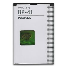 Replacement ORIGINALE Mobile Battery BP-4L BP4L for NOKIA E61 E61i E71 E63 E90 E
