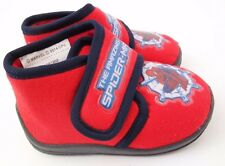 Marvel The Amazing Spider-Man Boys Red Shoes Sneakers Size 6 (22) NWT