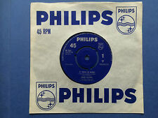 Harry Secombe - If I Ruled The World / Look Into Your Heart, Philips BF-1261 EX+