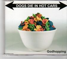 (FK413) Dogs Die In Hot Cars, Godhopping - 2004 CD