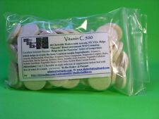 Vitamin C 500 Chewable w/RoseHips Constipation, Immune, 2 month Supply: $6.50
