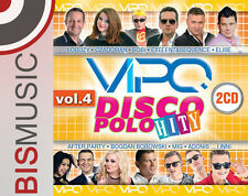 VIPO DISCO POLO HITY 4 [2CD] After Party, Łobuzy 2015 !!!