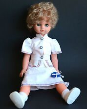 1970s Vintage GERMAN Large Size Doll