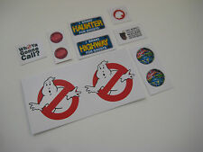 Kenner Ghostbusters Highway Haunter Replacement Stickers Full Set  Vehicle,
