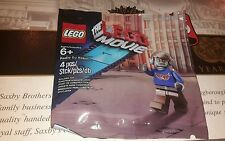 The lego movie sealed polybag radio dj minifigure
