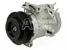 New A/C AC Compressor Fits: Toyota 4Runner - Sequoia - Tundra V8 4.7L See Chart