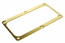 Gold Plated Metal bass pickup mounting ring for Gibson Thunderbird bass guitar