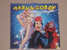 "MARY & GORDY -1000 Augen- 7"" 45"