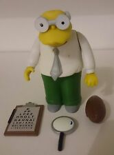 Simpsons Playmates Hans Moleman 2001 World of Springfield SERIES 7 Figur Homer