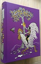 OUT OF PRINT Folio Society THE VIOLET FAIRY BOOK Andrew Lang 2010 TALES