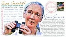 """COVERSCAPE computer designed 55th anniversary of Jane Goodall in Tanzania cover"