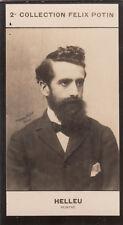 PORTRAIT Paul César Helleu PEINTRE GRAVEUR  CARD IMAGE 1907