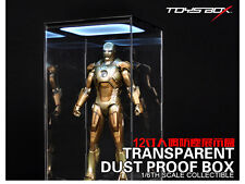 "Toys-Box 1:6 DIY display case/ dust proof box with light F 12"" figure collective"